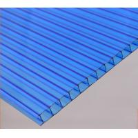 Wholesale Heat Insulation Light Weight multiwall Polycarbonate Hollow Sheet For Skylight from china suppliers