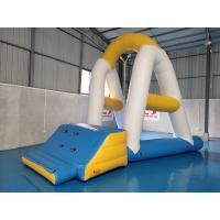 Wholesale Floating Inflatable Water Park Games 0.9mm PVC Tarpaulin Material from china suppliers