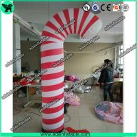 Wholesale 3m Christmas Decoration Inflatable Candy Pillar,Event Inflatable Candy from china suppliers