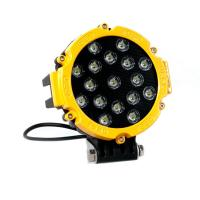 Wholesale 51 Watt Round Led Flood Lights Outdoor High Power 10-30V DC 6000K from china suppliers
