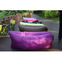 Wholesale Summer use ! Inflatable air sofa / air sofa / outdoor camping sofa lounge chair from china suppliers