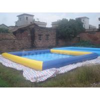 Wholesale Water Walking Ball Inflatable Water Pool With 0.9mm PVC Tarpaulin from china suppliers