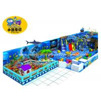 Wholesale Professional Commercial Indoor Soft Playground Amusement Park Equipment Sets from china suppliers