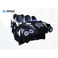 Wholesale Racing Seat Virtual Reality Simulator / 9D 6 Seats Cinema Game Machine from china suppliers