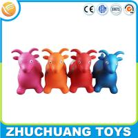 Wholesale 2015 chinese year plastic inflatable bouncing horse sheep toys from china suppliers