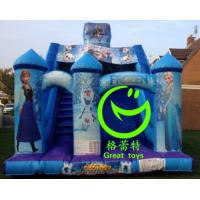 Wholesale Best selling inflatable frozen slide with 24months warranty GT-SAR-1641 from china suppliers