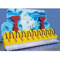 Wholesale Quick Acceleration Kiddie Amusement Rides With Electrical Control System from china suppliers
