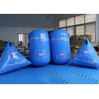 Quality Advertising Swimming Inflatable Swim Buoy Blue Color Fit Water Games for sale