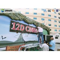 Wholesale Shopping Center  XD Theatre With Electronics Motion Seats Panasonic Projector from china suppliers