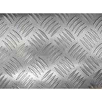 Wholesale Decorative flooring / table / tank 3003 Checkered Aluminum Sheets Mill Finished Surface from china suppliers