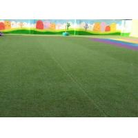 Wholesale UV Resistant PE Plastic Grass With Soft Formula / Backyard Putting Green from china suppliers