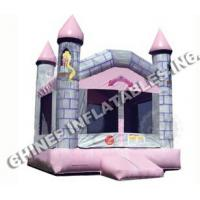 Wholesale Inflatable princess castles from china suppliers