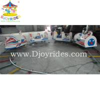 Wholesale Theme park equipment amusements rides electric train for sale from china suppliers