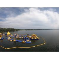 Quality Canada Ontario Custom Inflatable Floating Water Park Games for sale
