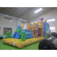 Wholesale outdoor inflatable obstacle course game with CE.UL from china suppliers