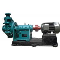 Wholesale Large Capacity Elctric Pumping Sand Slurry , Portable Slurry Pump Easy Operation from china suppliers