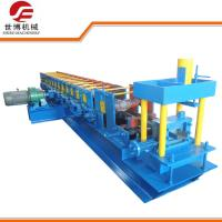Wholesale U Shape Steel Stud Roll Forming Machine For 1 - 2 mm Thickness Steel Sheet from china suppliers