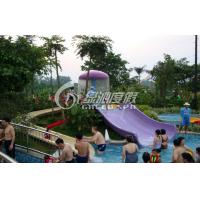 Wholesale Playground Swimming Pool Water Slide Multi Color Eco-friendly from china suppliers