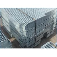 Buy cheap Platform Galvanized Steel Grating High Strength Q235 Building Material from wholesalers