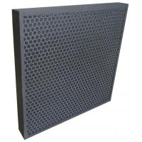 Wholesale Panel Type Carbon Air Filter Honeycomb Odor Exhaust Gas Removal from china suppliers