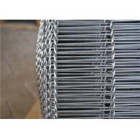 China Advanced Construction Stainless Steel Wire Conveyor Belt Excellent Oxidation Resistance on sale