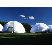 Wholesale 6m dia inflatable dome tent for outdoor exhibition event from china suppliers