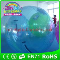Funny inflatable roller ball walk on water ball human hamster ball in pool