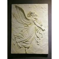 Wholesale Western Art Wall Relief Sculpture / Clay Relief Sculpture Wall Ornaments from china suppliers