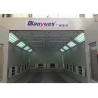 Wholesale Infrared Waterborne Spray Booth System , Waterborne Paint Booth Equipment from china suppliers