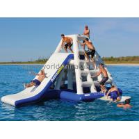 Wholesale aquaglide slide ,lake inflatable  water park games , floating water park from china suppliers