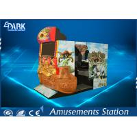 Wholesale Recreation Simulator Shooting Arcade Machines With Cabinet Fashion Design from china suppliers