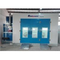 Wholesale Large Portable Garage Spray Booth Equipment 4.5M Width Belt Drive Fan from china suppliers