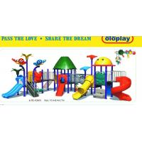 Wholesale Children Outdoor Playground Slide (OL-03601) from china suppliers