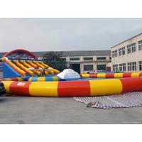 Wholesale Giant Inflatable Water Games / Water Park / Water Amusement Park For Entrainment from china suppliers