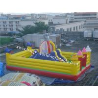 inflatable obstacle course for sale , inflatable amusement park , inflatable playground