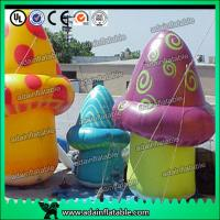 Wholesale LED Lighting Inflatable Mushroom Decoration Custom Advertising Inflatables from china suppliers
