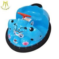 Wholesale Hansel  china theme park toys kids electric bumper car electric bike with remote control from china suppliers