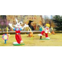 Wholesale Custom Made Fiberglass Statues Of Disney Cartoon Characters Sunny Cat from china suppliers