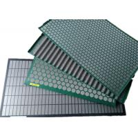 Wholesale Durable Composite Screen Panel / Shale Shaker Mesh Screen For Solid System from china suppliers
