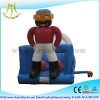 Wholesale Hansel Chinese Design Happy Clown Inflatable Bounce House Bouncer for Sale from china suppliers