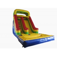 China Customized Large Inflatable Water Slides , Blow Up Pool Slides For Inground Pools on sale