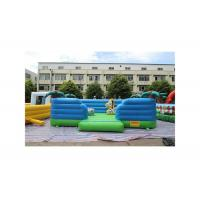 Wholesale 0.55mm PVC Hawaii Inflatable Bounce House Jumping Castle Bouncer Coconut Tree Tropical Style from china suppliers