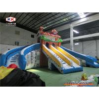 Wholesale Custom Kid Inflatable Water Slide / Adult Outdoor Inflatable Slide from china suppliers