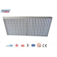 Wholesale G3 G4 Coarse Efficiency Pre Fiberglass Air Filters For Circuit Board Clean Room AHU System from china suppliers