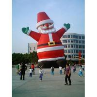 Buy cheap Inflatable santa claus cartoon (CHR-1001) from wholesalers