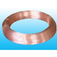 Wholesale Steel Strip Copper Coated Bundy Tube For Evaporator 8mmmm X 0.7mm from china suppliers