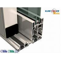 Wholesale AA6061 T6 Aluminium Extruded Profile Powder Coated For Doors from china suppliers