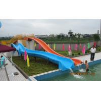 Wholesale Aqua Play Kids Water Slides for Family Entertainment Pool In Water Park from china suppliers