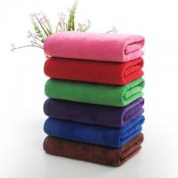 Wholesale Microfiber Filling Hotel Collection Bath Towels Rectangle Shape 1200g from china suppliers