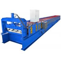 Wholesale 380V Galvanized Steel Floor Deck Roll Forming Machine With 23 Rows Rollers from china suppliers